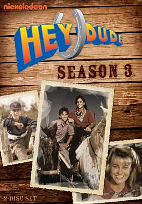 HEY DUDE:SEASON 3 BY HEY DUDE (DVD)